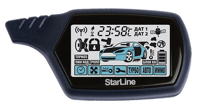 Star Line A61 Dialog