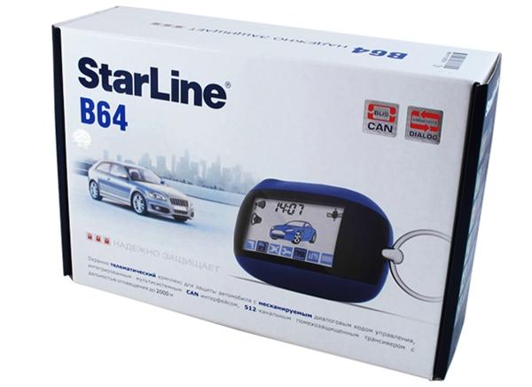 Star Line B64 2CAN SLAVE