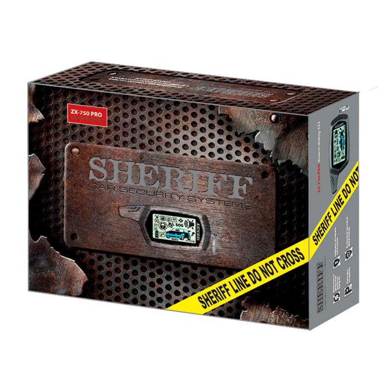SHERIFF ZX-1090Pro