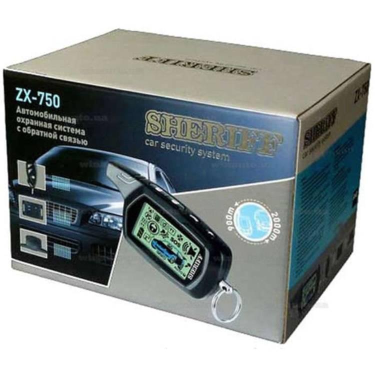 SHERIFF ZX-750 NEW