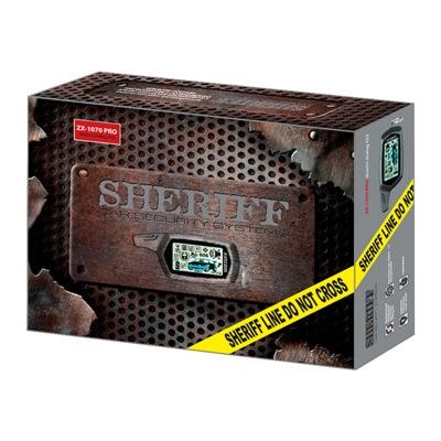 SHERIFF ZX-750Pro