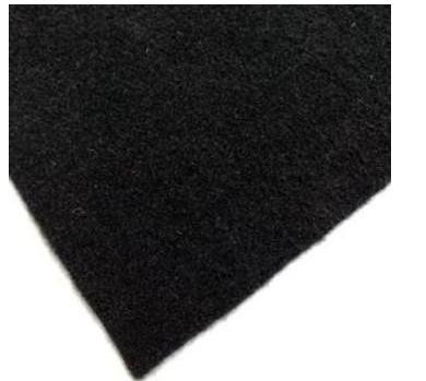 Карпет акустический (чёрный)