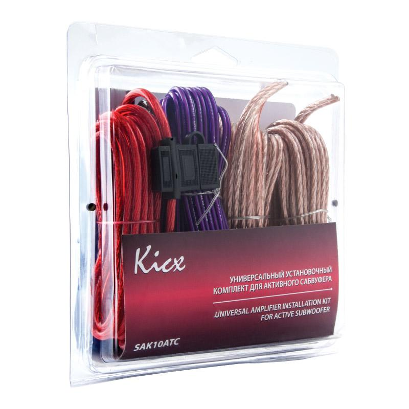 Kicx SAK10ATC Установочный комплект для сабвуфера