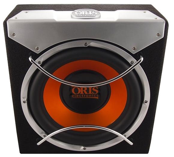 Комплект: ORIS ASW-1240SE + 2-канальный усилитель