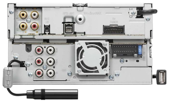 KENWOOD DNX-5510BT + цифровой ТВ-тюнер В ПОДАРОК!!!
