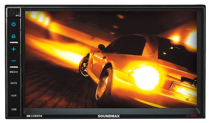 SoundMAX SM-CCR3704