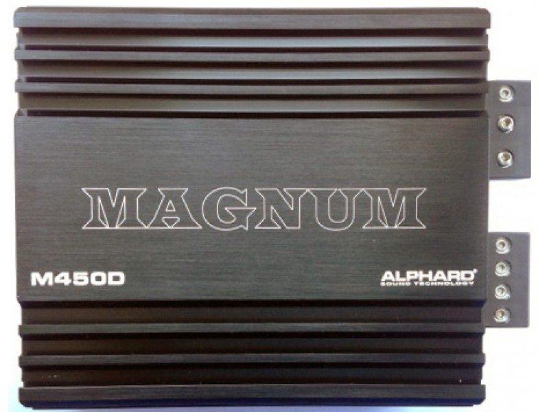 ALPHARD Magnum M450D