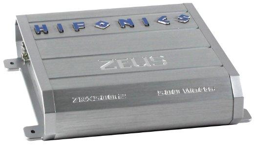 HIFonics ZRX500.2