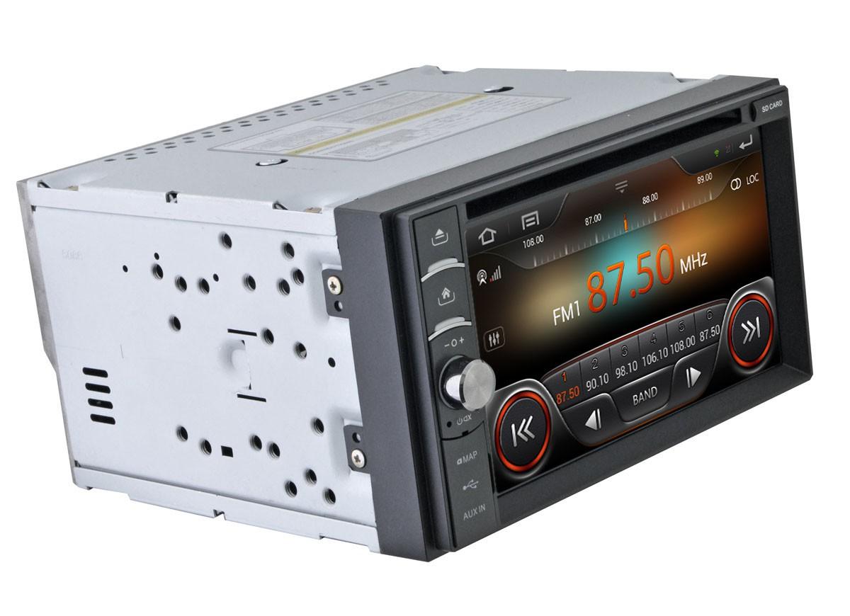 INCAR AHR-7280 UNI+ВТ+TV